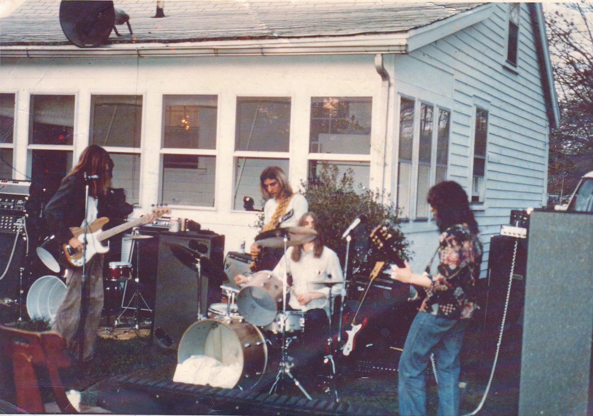 House party 1973-74